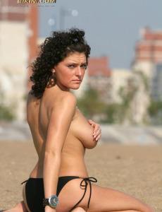 Hot big breasted girl