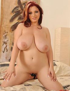 Joanna bliss showing megaboobs