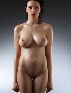 Sweet model got large tits