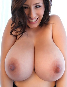 Unrealistically big boobs